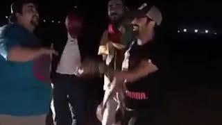 رقص فهد العرادي على  اغنيه (تنساني ما تنساني)😂💜