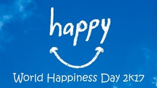World Happiness Day...!
