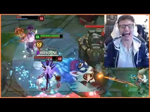 Gnar ACTUAL Live Guide by Lourlo - Best of LoL Streams #166
