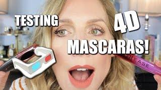 Testing AS SEEN ON TV Mascara vs cheap Amazon mascara