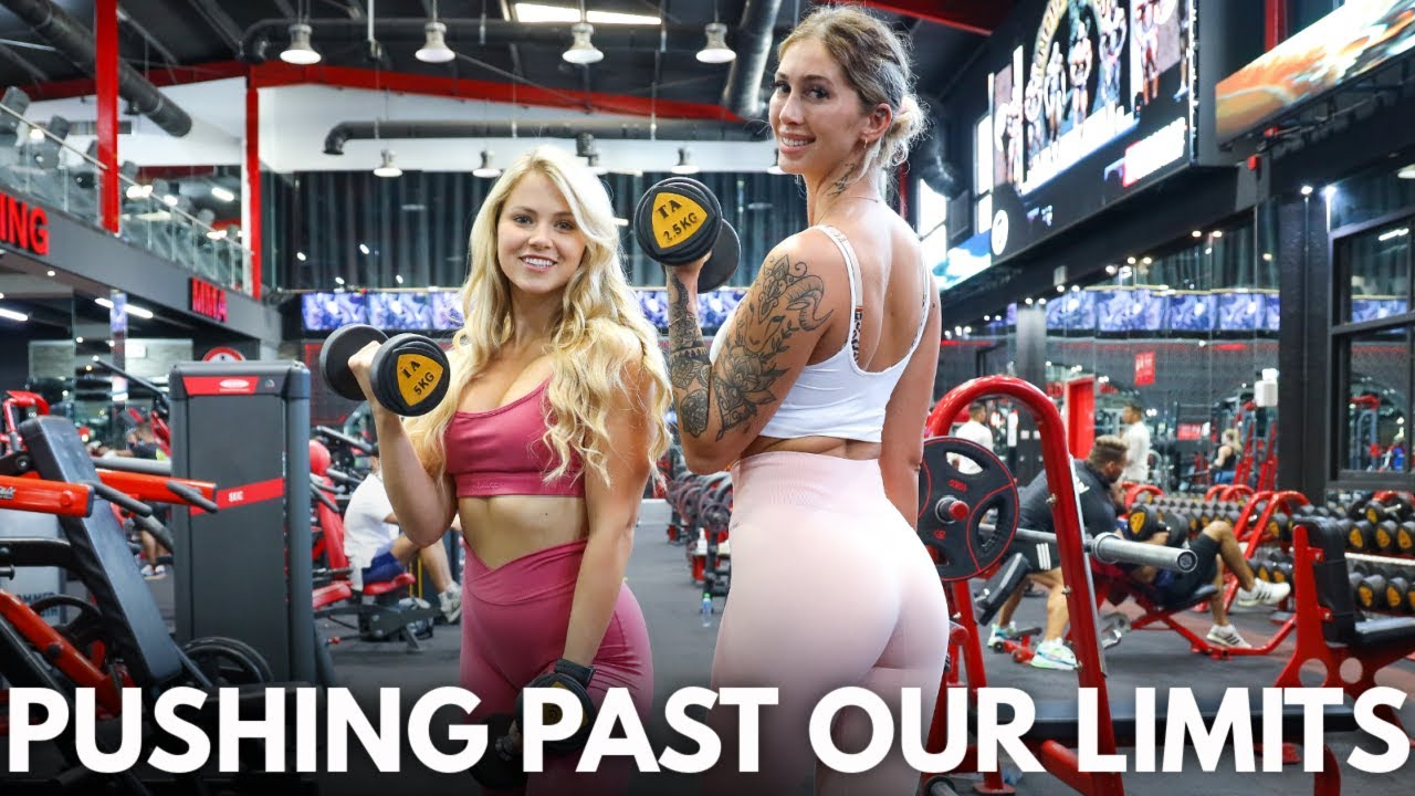 THE LONGEST WORKOUT OF MY LIFE FT. NICOLE DRINKWATER