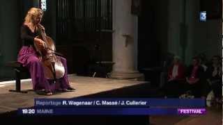 Le festival de musique baroque à Durtal