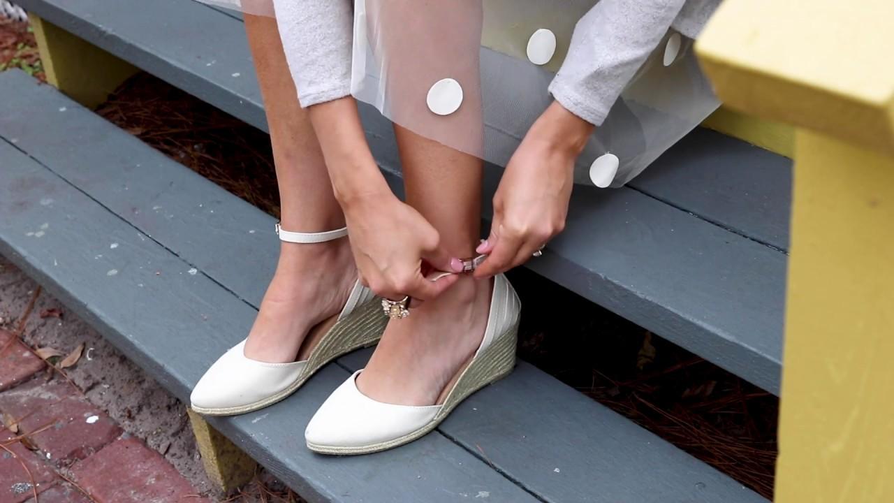 WHITE MOUNTAIN Womens Cisco Espadrille Sandal