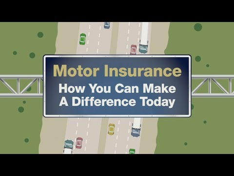 Motor Insurance: How You Can Make A Difference Today?