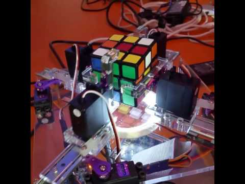 Power of Algorithm -Rubiks Cube -The Engineers Club
