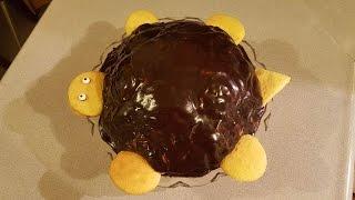 #Tорт ЧЕРЕПАШКА #Cake TURTLE  Наш домашниий, самый вкусный рецепт.