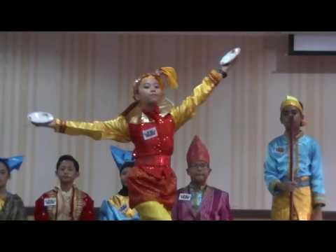 """ MALIN KUNDANG "" ....... FESTIVAL BUDAYA @ SMPN 115 JAKARTA"