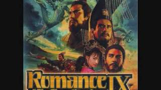 Romance of The Three Kingdoms IX OST - In Battle - Large Force