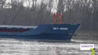 Капитана судна из Севастополя, задержанного пограничниками, будут судить в Одессе