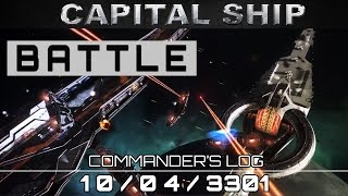 Elite: Dangerous | Capital Ship Battle