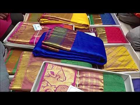 Hyderabad Madina Pattu Sarees    Paatu Sarees   Pochampally   Gadwal   Fancy Sarees  