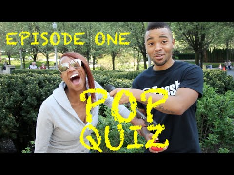 Pop Quiz: Episode One
