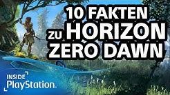 Horizon Zero Dawn – 10 neue Fakten zum postapokalyptischen PS4-Abenteuer