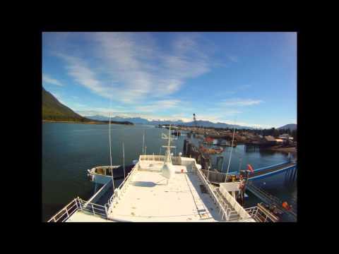 MV Matanuska Northbound Wrangell Narrows