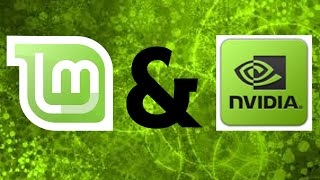 Install Nvidia Drivers on Linux Mint 17.2