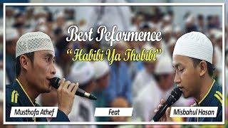 """""""Baru"""" Habibi ya Thobibi - Voc. Misbahul hasan feat. Musthofa Atef"""