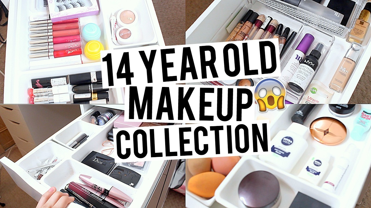 14 year old makeup
