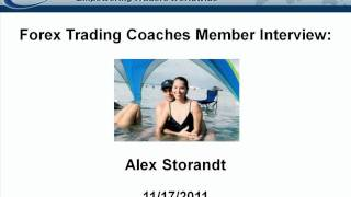 A forex day trading success story with Alex