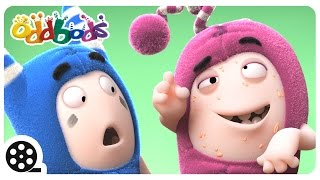 Oddbods Get Jinxed | Funny Cartoons For Children | Mini Cartoon Movie