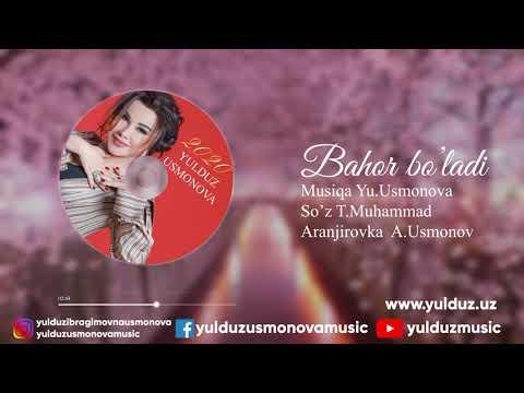 Yulduz Usmonova - Bahor bo'ladi