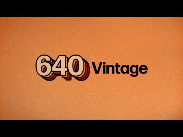 640 Vintage