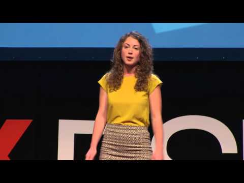 Thumbnail: Inspiring the next generation of female engineers | Debbie Sterling | TEDxPSU