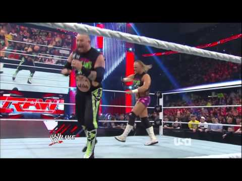 The New Age Outlaws Return