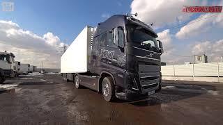 Новый Volvo FH 16, что изменилось?