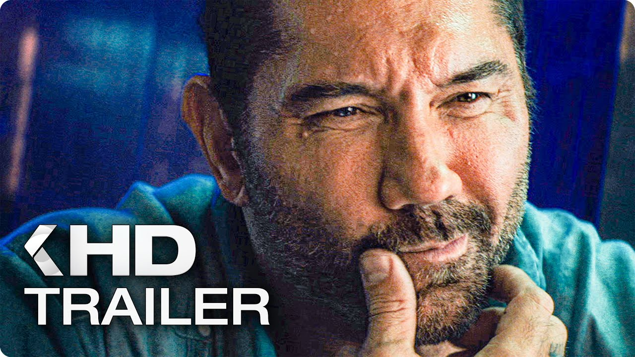 STUBER Red Band Trailer (2019)