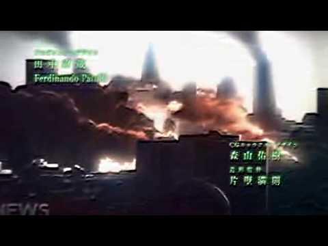 [WHITE OUT] music (Godzilla Monster Planet)