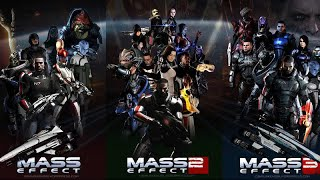 Mass Effect Trilogy Remaster coming in 2021