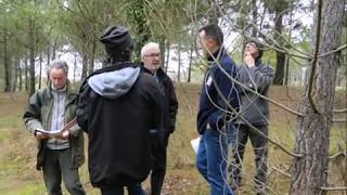 Inventaire forestier 2017 à Fréhel