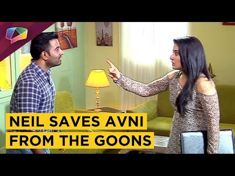 Avni Gets Trapped By The Goons | Neil To Rescue Her | Naamkaran | Star Plus thumbnail