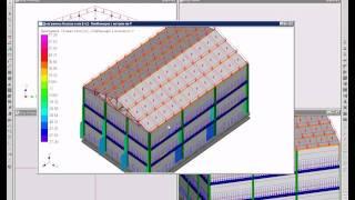 APM Civil Engineering 2010 - комплексный расчет здания.часть4(Задание фундамента РСУ / Foundation design, code combinations APM CIVIL Engineering - CAD\CAE система автоматизированного проектирования..., 2011-08-22T10:34:57.000Z)