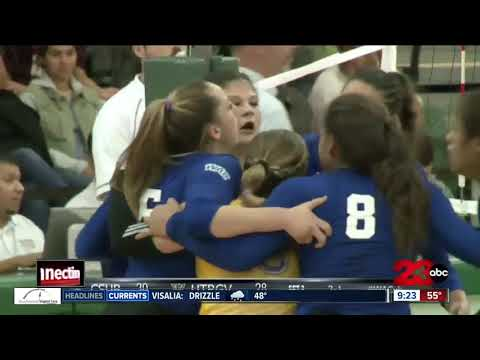 CSUB volleyball wins WAC Tournament over UTRGV earning 2nd ever NCAA bid