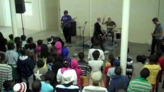 Chris Allen Band- From the Inside Out: Windhoek, Namibia