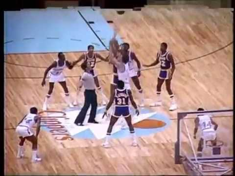 1979: Los Angeles Lakers @ San Diego Clippers