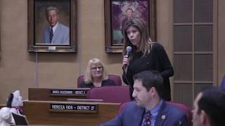 Republicans in the Arizona Legislature refuse to allow vote on Equal Rights Amendment