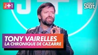 Julien Cazarre avec Tony Vairelles !