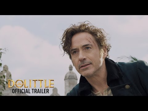 Robert Downey Jr.'s Post-Marvel Career Kicks Off With Dramatic Dolittle Trailer