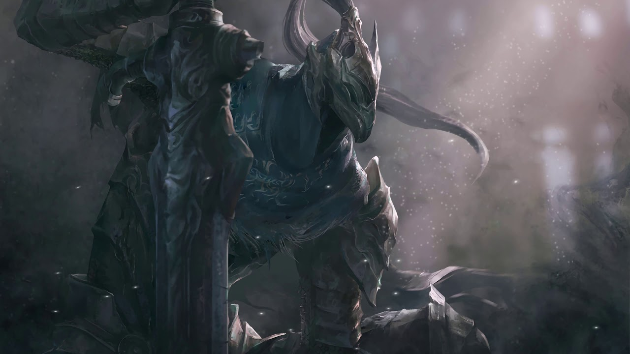 Dark Souls Live Wallpaper Engine Artorias The Abysswalker