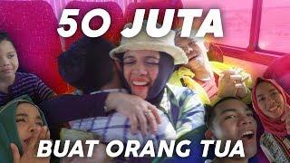 Hadiah Rp 50 000 0000 Dikasih Ke OrangTua