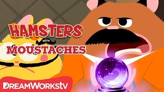 Psychic Hamsters? | HAMSTERS WITH MUSTACHES