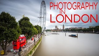 Scouting Iconic Photography Spots in London | Photography Vlog