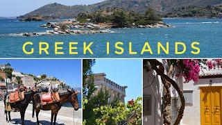 GREEK ISLANDS CRUISE 🇬🇷 HYDRA, POROS, AEGINA