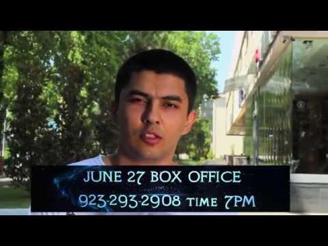 The King of Uzbek RAP Shoxrux in New York