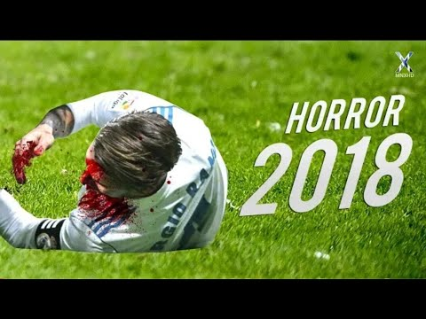 Horror Football Fouls