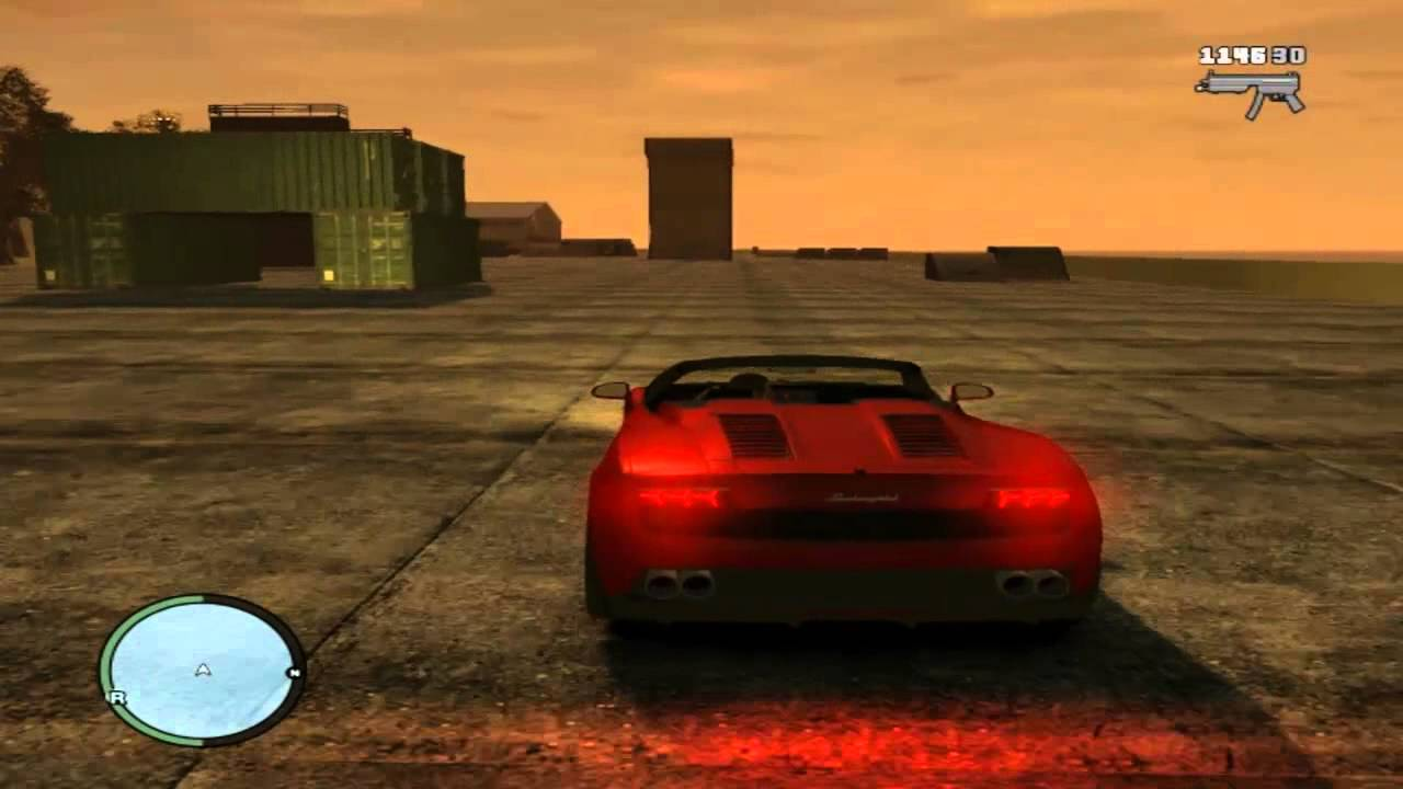 [Mod Preview] Grand Theft Auto IV - Crash Test Map Mod ...