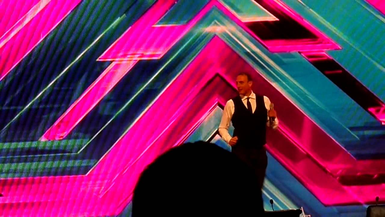 Roycey Introducing X Factor Auditions Youtube