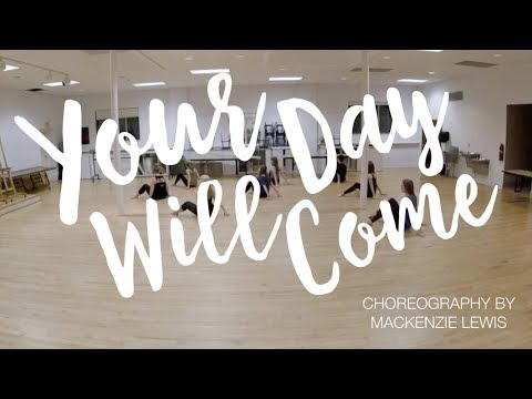YOUR DAY WILL COME Evolution Dance Coop Contemporary choreo by Mackenzie Lewis